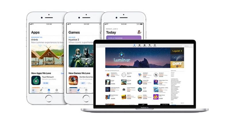 Apple plans to allow the developed create universal applications for iPhone, iPad and Mac