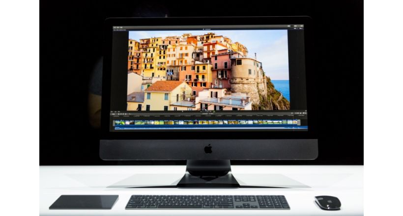 iMac Pro is now available for check out in the local Apple in the united States