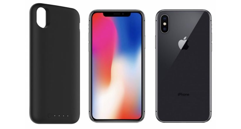 Mophie will introduce a Juice Pack Air for iPhone X with certification Qi