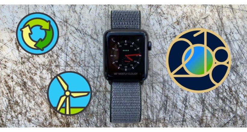 Apple launches a new Activity Challenge of Apple Watch to Earth Day