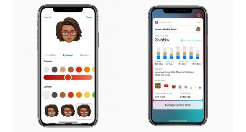 Apple introduces iOS 12