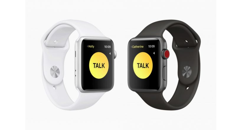 watchOS5 adds new functions of business and communications