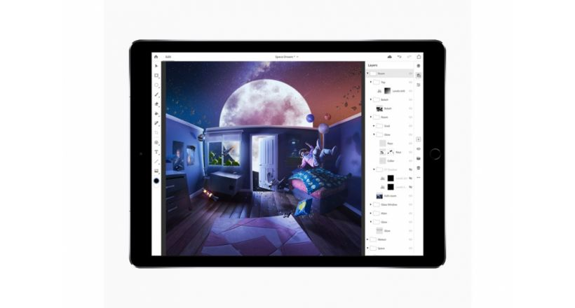 Adobe presents Photoshop CC on the iPad and new applications for creative professionals