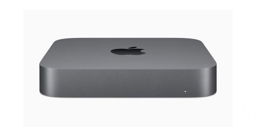 New Mac mini with better performance