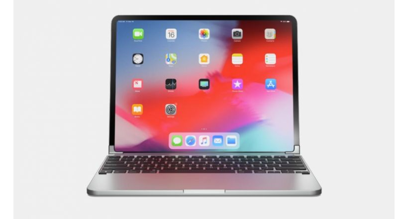 You can already pre-order the keyboards style MacBook to iPad Pro Brydge