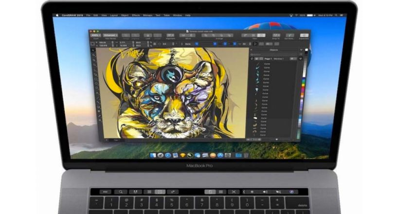 CorelDRAW back to Mac after 20 years