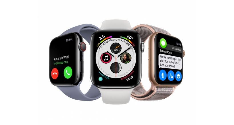 Apple Watch Series 4 Refurbished available now