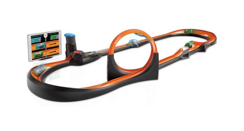 """Mattel startet eine neue Hot Wheels """"id"""" Smart Track Kit ausschließlich in Apple Stores"""