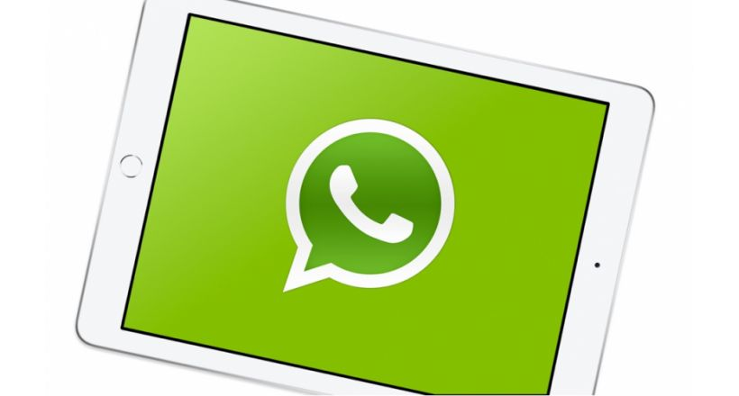 You would be developing a version of WhatsApp available for iPad and Mac