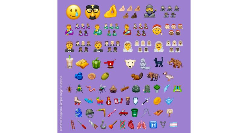 These will be the new Emojis 2020