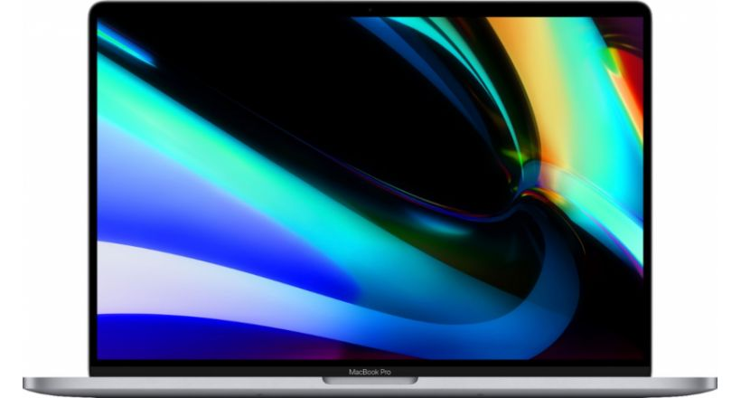 Apple commence à vendre MacBook Pro 16″ remis à neuf