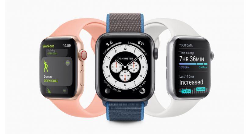 watchOS 7 präsentiert mehrere Neuheiten