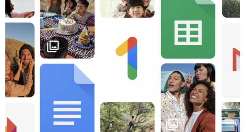 "Google launches its new app ""Google One"" to iOS with storage manager and bakckups"