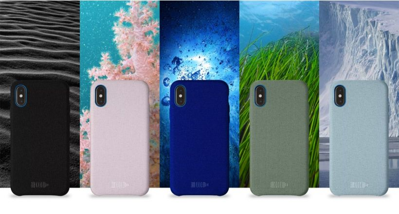 Nimble launches its line of cases green for iPhone