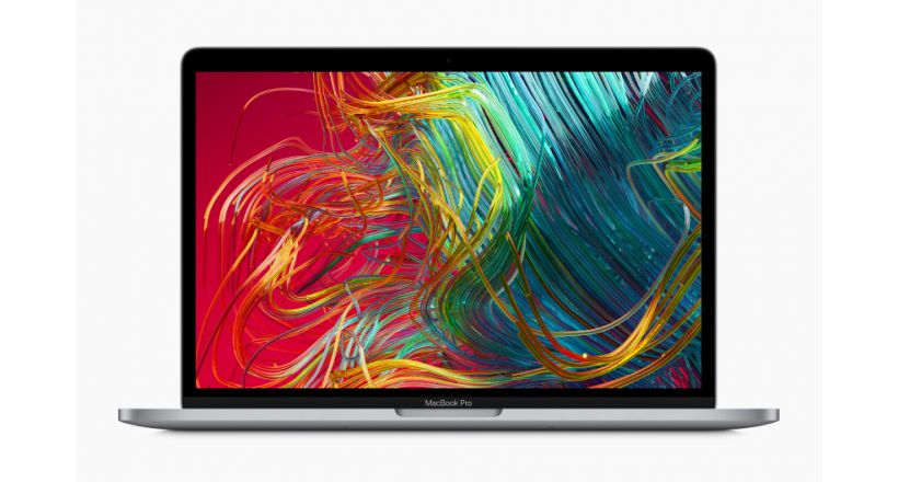 Apple updates MacBook Pro 13″ with Magic Keyboard and better performance