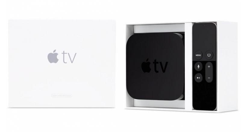 Apple sells models of Apple TV 4K refurbished