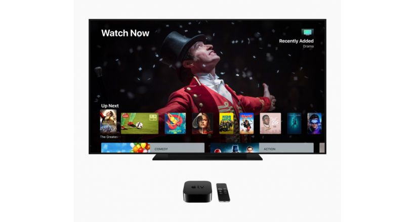 Apple TV 4K, cinema-quality in tvOS 12