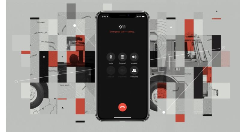 iOS 12 share automatically and secure the location with 911