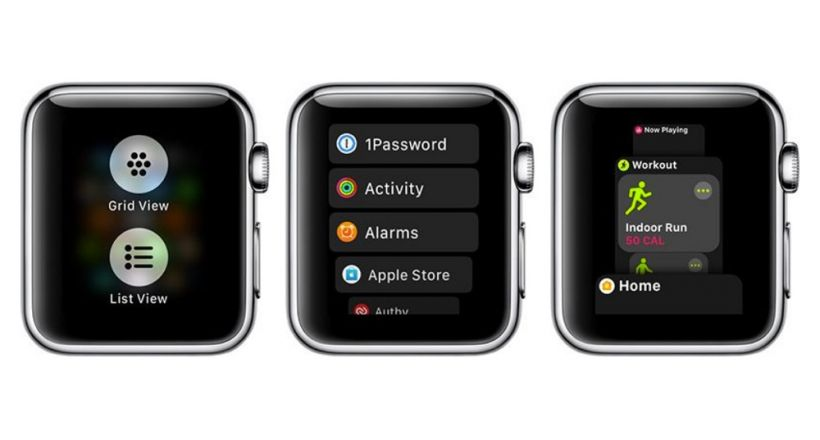 Apple launches watchOS 4