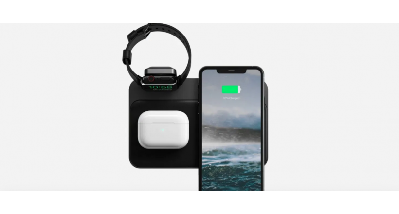 Nomad atualiza seu Apple Watch Base Station