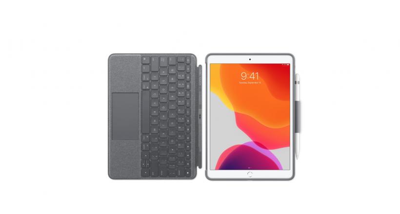 Sont déjà disponibles, le Cas Clavier de Logitech pour ipad 7e génération et iPad Air