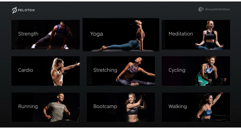 Apple TV already includes the implementation of exercise Platoon