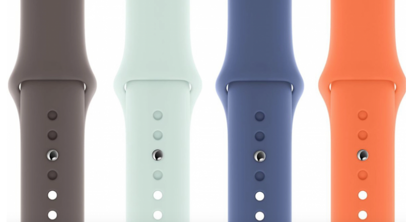 Apple introduces Sport Bands and iPhone covers 11 in new colors