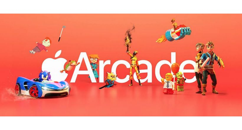 Apple changes the strategy of the offer of the games Apple Arcade