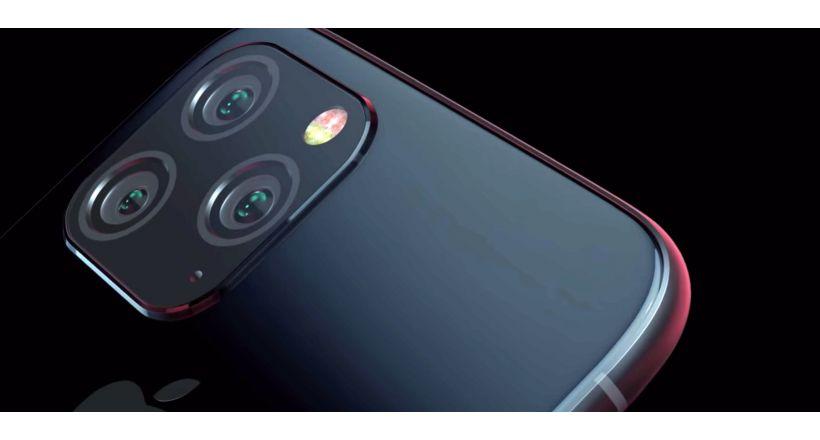 O iPhone 12 teria autofoco melhorado, e lentes periscope em 2022