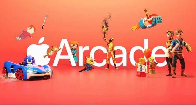 Bald kommen vier neue Spiele Arcade-Apple