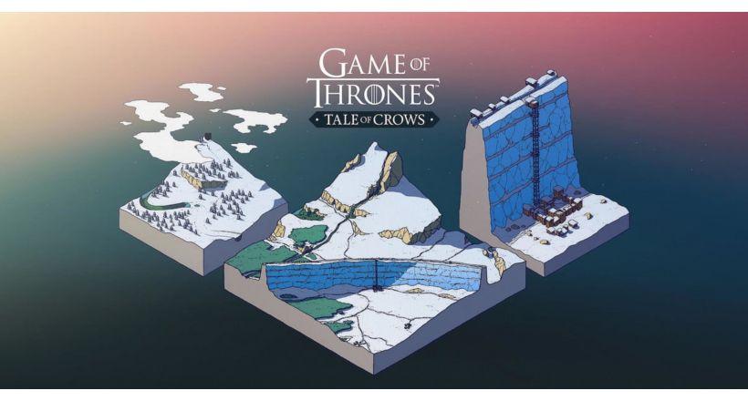 Game of Thrones: Geschichte der Krähen, das neue Spiel Apple-Arcade