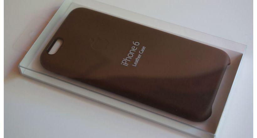 An lisis de la funda de piel de apple para el iphone 6 ipodtotal - Funda de piel para iphone 5 ...
