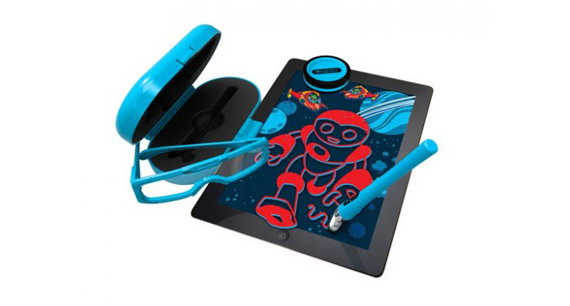 Juguete para pintar con el iPad de Crayola | iPodTotal
