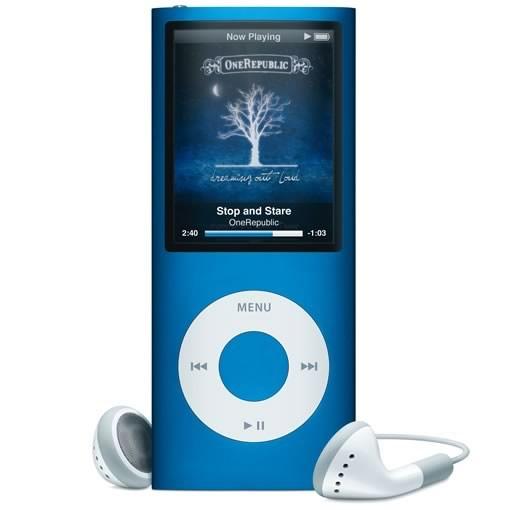 iPod nano de cuarta generación (4G)   iPodTotal