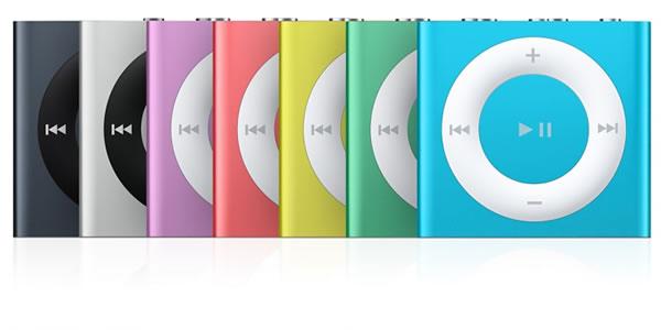 iPod shuffle de cuarta generación (4G)   iPodTotal