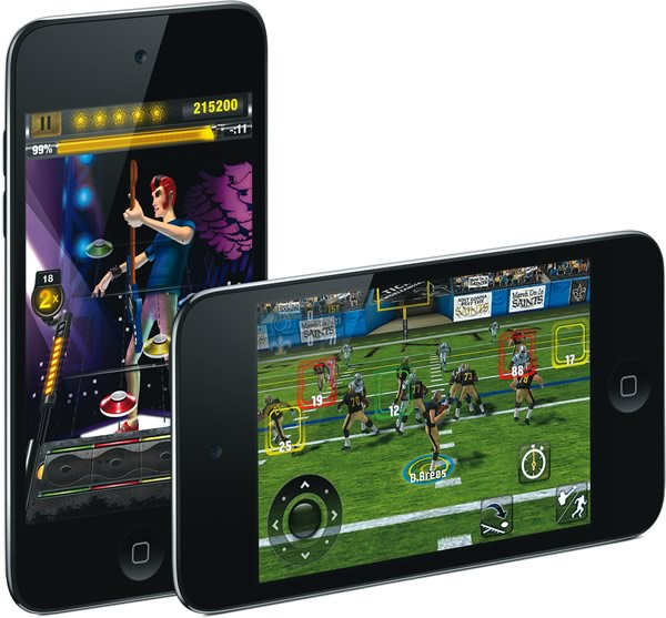 iPod touch de cuarta generación (4G) | iPodTotal